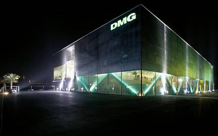 Grand Opening DMG Europe Holding GmbH